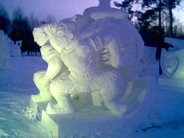 02_Snow_carving