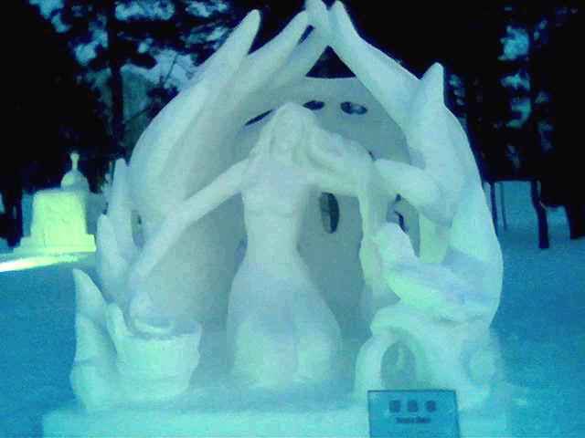 03_Snow_woman